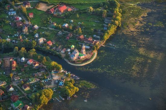 Pereslavl-Zalessky town, Yaroslavl region, Russia, photo 3