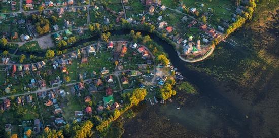 Pereslavl-Zalessky town, Yaroslavl region, Russia, photo 4