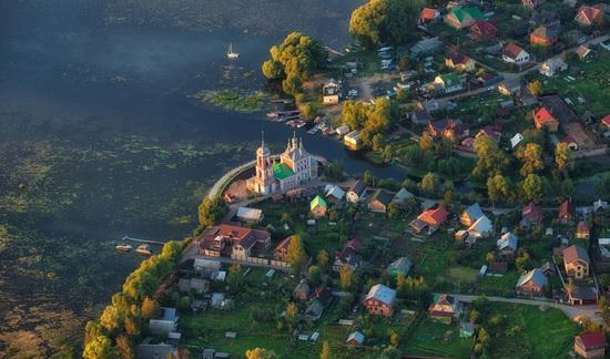 Pereslavl-Zalessky town, Yaroslavl region, Russia, photo 5