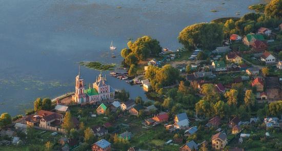 Pereslavl-Zalessky town, Yaroslavl region, Russia, photo 8