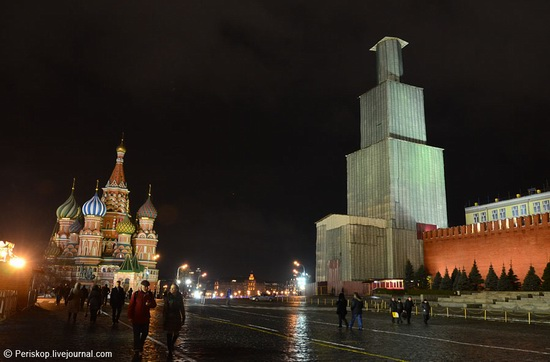 Spasskaya Tower of the Kremlin - the object of constructivism, Moscow, Russia, photo 1