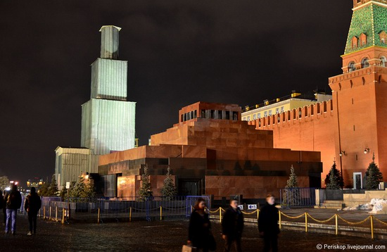 Spasskaya Tower of the Kremlin - the object of constructivism, Moscow, Russia, photo 11