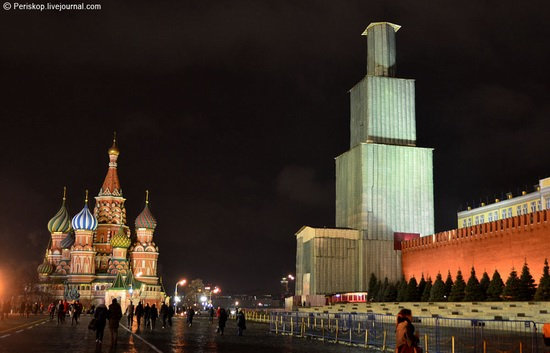 Spasskaya Tower of the Kremlin - the object of constructivism, Moscow, Russia, photo 7