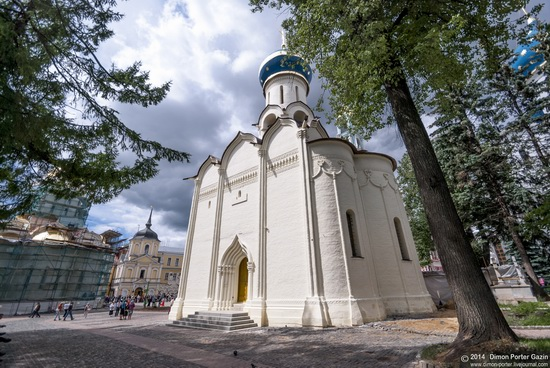 The Trinity Lavra of St. Sergius, Sergiev Posad, Russia, photo 15