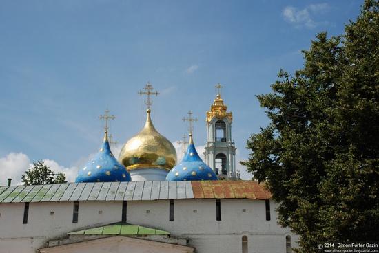 The Trinity Lavra of St. Sergius, Sergiev Posad, Russia, photo 17