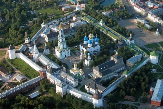 The Trinity Lavra of St. Sergius, Sergiev Posad, Russia, photo 25