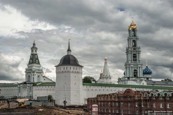The Trinity Lavra of St. Sergius, Sergiev Posad, Russia, photo 9