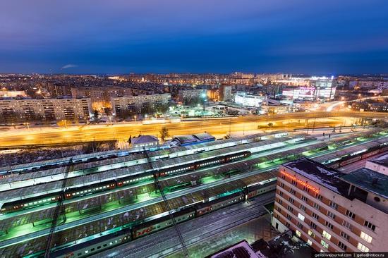 Winter in Nizhny Novgorod, Russia, photo 19