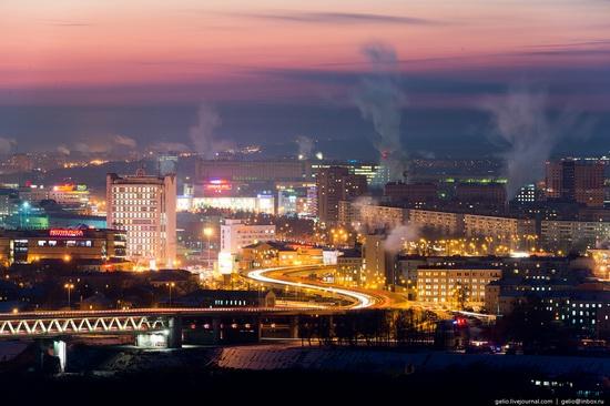 Winter in Nizhny Novgorod, Russia, photo 22