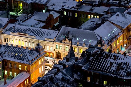Winter in Nizhny Novgorod, Russia, photo 9