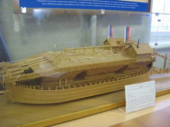 Belyana - giant wooden ship, Russia, photo 10