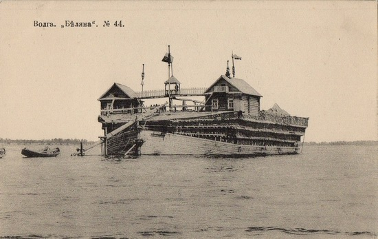 Belyana - giant wooden ship, Russia, photo 8