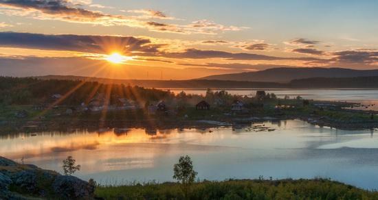 Karelia and the Kola Peninsula nature, Russia, photo 18