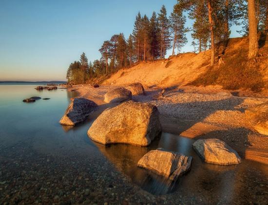 Karelia and the Kola Peninsula nature, Russia, photo 3