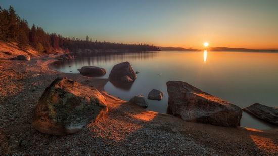 Karelia and the Kola Peninsula nature, Russia, photo 4