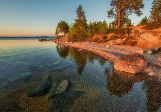 Karelia and the Kola Peninsula nature, Russia, photo 5