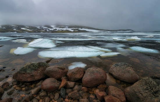 Karelia and the Kola Peninsula nature, Russia, photo 9