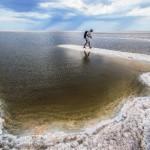 Baskunchak – a unique salt lake
