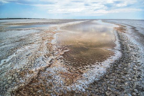 Baskunchak - a unique salt lake, Russia, photo 13