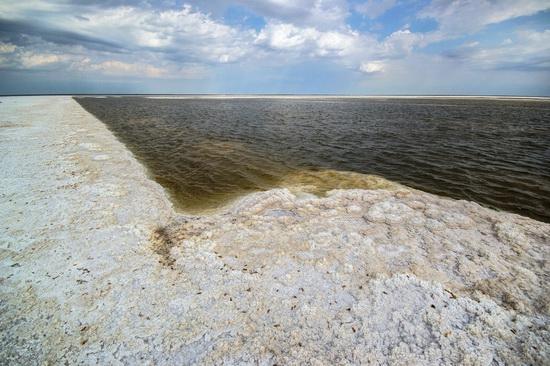 Baskunchak - a unique salt lake, Russia, photo 16