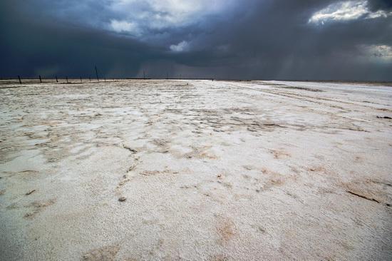 Baskunchak - a unique salt lake, Russia, photo 5