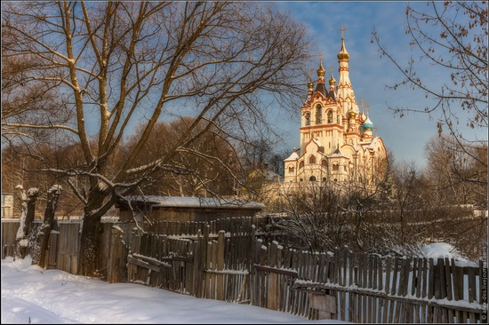 The Church of the Kazan Icon of Our Lady in Dolgoprudny, Moscow region, Russia, photo 2