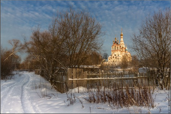 The Church of the Kazan Icon of Our Lady in Dolgoprudny, Moscow region, Russia, photo 3