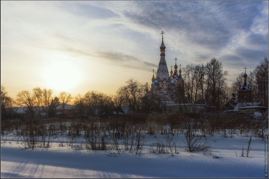 The Church of the Kazan Icon of Our Lady in Dolgoprudny, Moscow region, Russia, photo 5