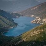 Lake Kezenoyam – the largest lake in the North Caucasus