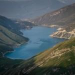 Lake Kezenoyam – the largest lake in the North Caucasus