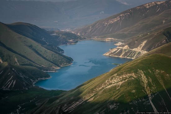 Lake Kezenoyam, North Caucasus, Russia, photo 1