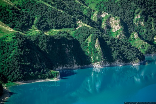 Lake Kezenoyam, North Caucasus, Russia, photo 10