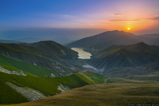 Lake Kezenoyam, North Caucasus, Russia, photo 11