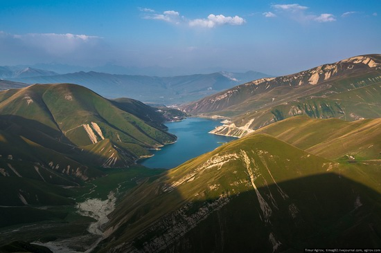 Lake Kezenoyam, North Caucasus, Russia, photo 12