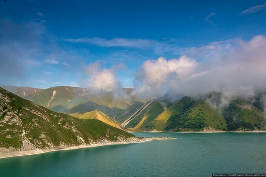 Lake Kezenoyam, North Caucasus, Russia, photo 16