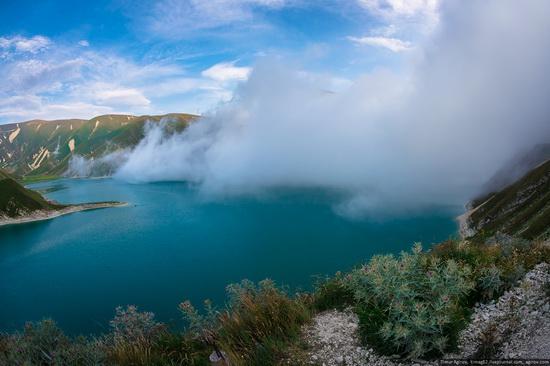 Lake Kezenoyam, North Caucasus, Russia, photo 17