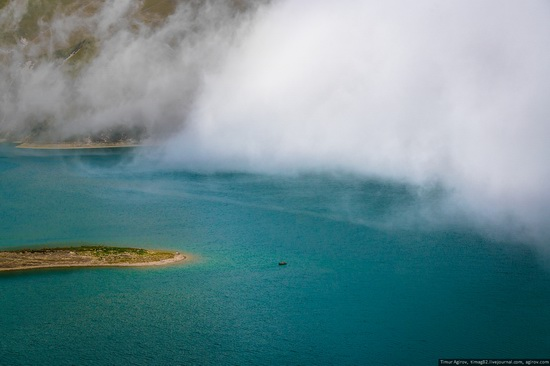 Lake Kezenoyam, North Caucasus, Russia, photo 18