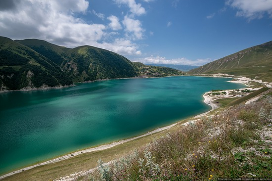 Lake Kezenoyam, North Caucasus, Russia, photo 2