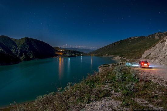 Lake Kezenoyam, North Caucasus, Russia, photo 22