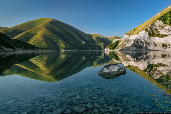 Lake Kezenoyam, North Caucasus, Russia, photo 4