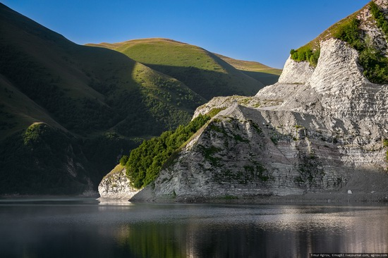 Lake Kezenoyam, North Caucasus, Russia, photo 5