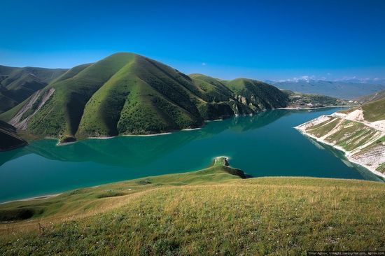 Lake Kezenoyam, North Caucasus, Russia, photo 6