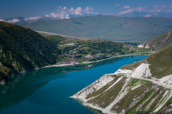 Lake Kezenoyam, North Caucasus, Russia, photo 7