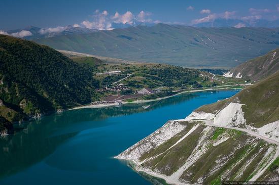 Lake Kezenoyam, North Caucasus, Russia, photo 7