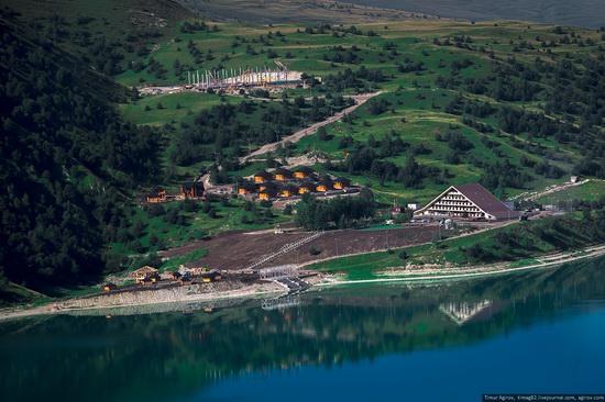 Lake Kezenoyam, North Caucasus, Russia, photo 8