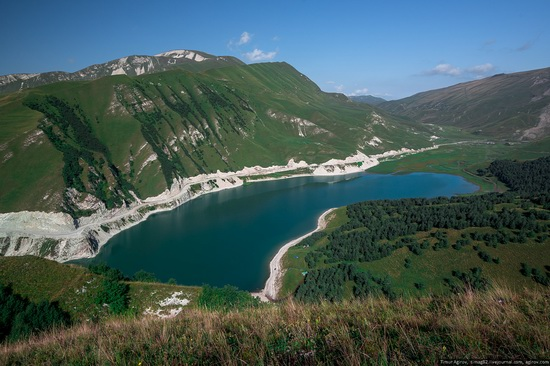 Lake Kezenoyam, North Caucasus, Russia, photo 9