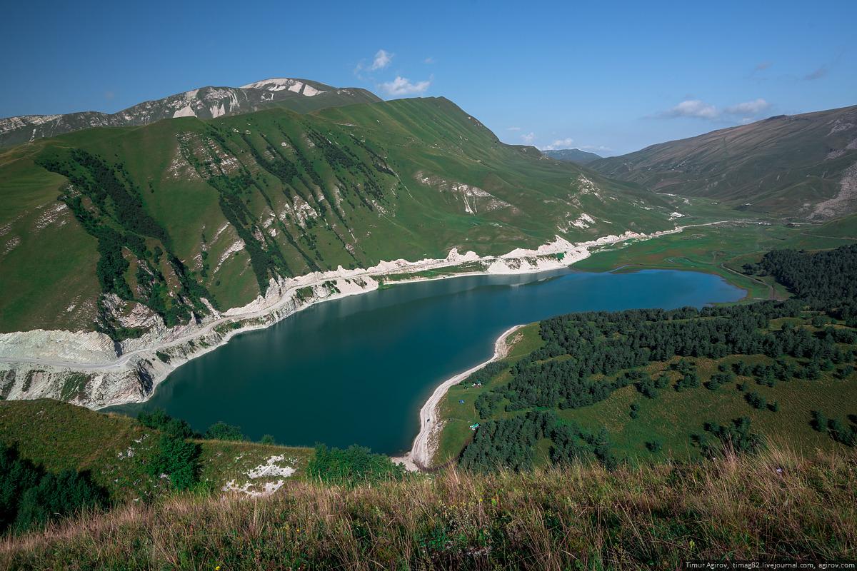 Lake Kezenoyam – the largest lake in the North Caucasus ... - photo#17