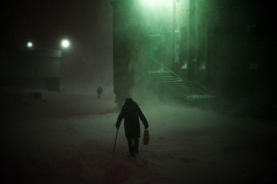 Life in Norilsk city, Russia, photo 16