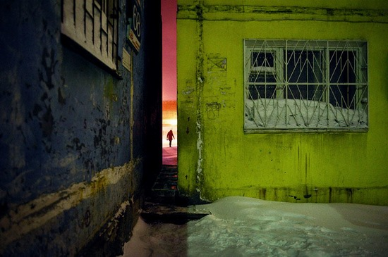 Life in Norilsk city, Russia, photo 18