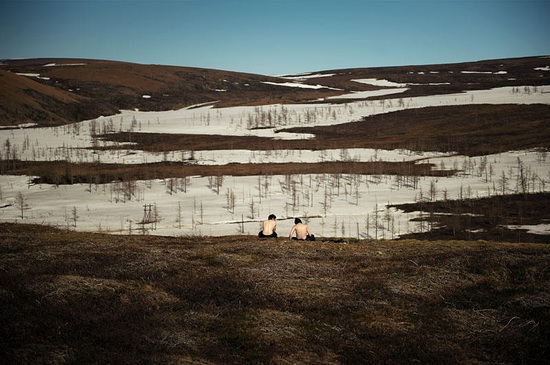 Life in Norilsk city, Russia, photo 19
